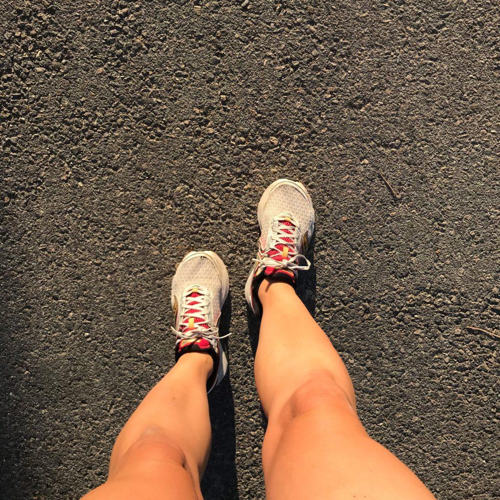 Dauerlauf für Fortgeschrittene_wichtig ist der richtige Laufschuh